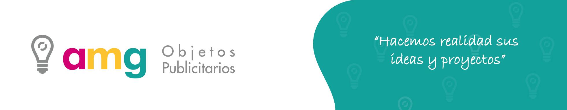 AMG Objetos Publicitarios Logo