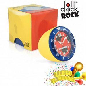 70888 C LOLLICLOCK ROCK COLOMBIA