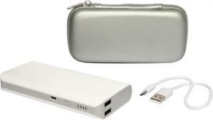 EC691 SET CON POWER BANK MAX 2