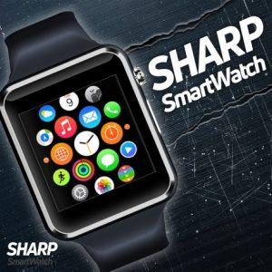 NW4105 SHARP SMARTWATCH
